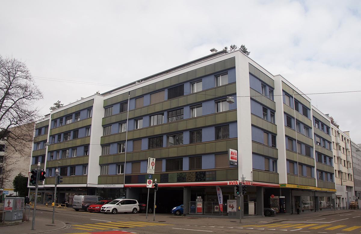 Dornacherstrasse 109 / Solothurnerstrasse 69, 4053 Basel