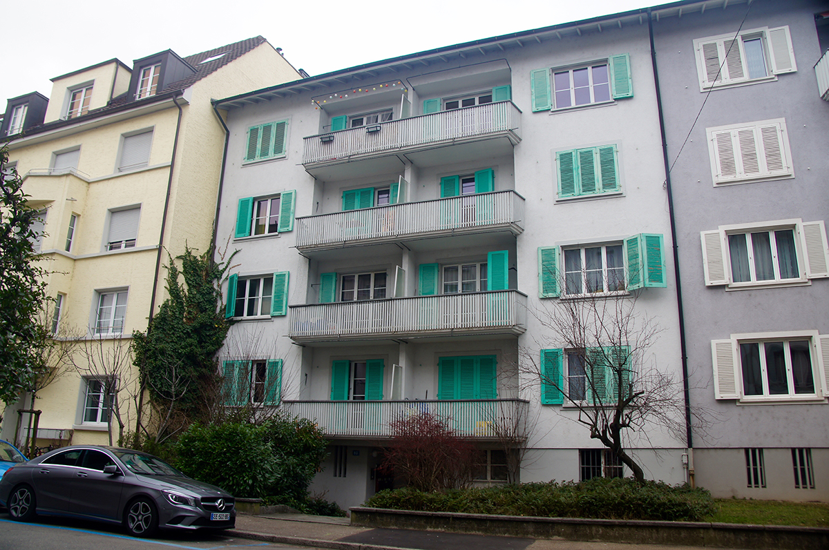 Markircherstrasse 60, 4056 Basel