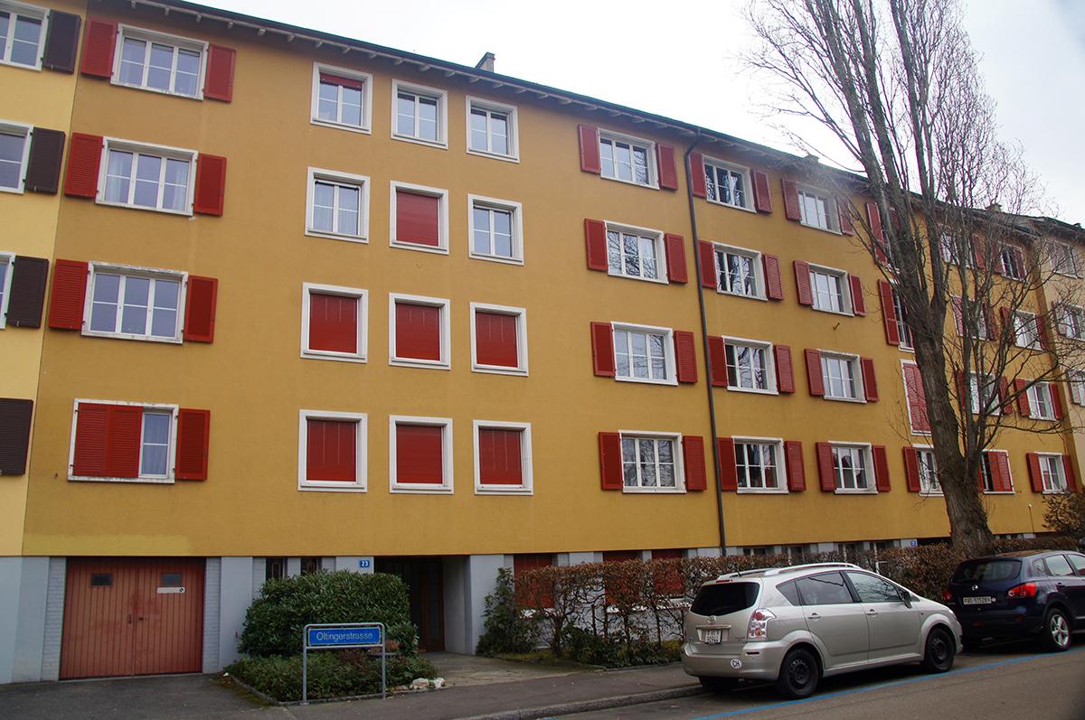 Oltingerstrasse 23-25, 4056 Basel