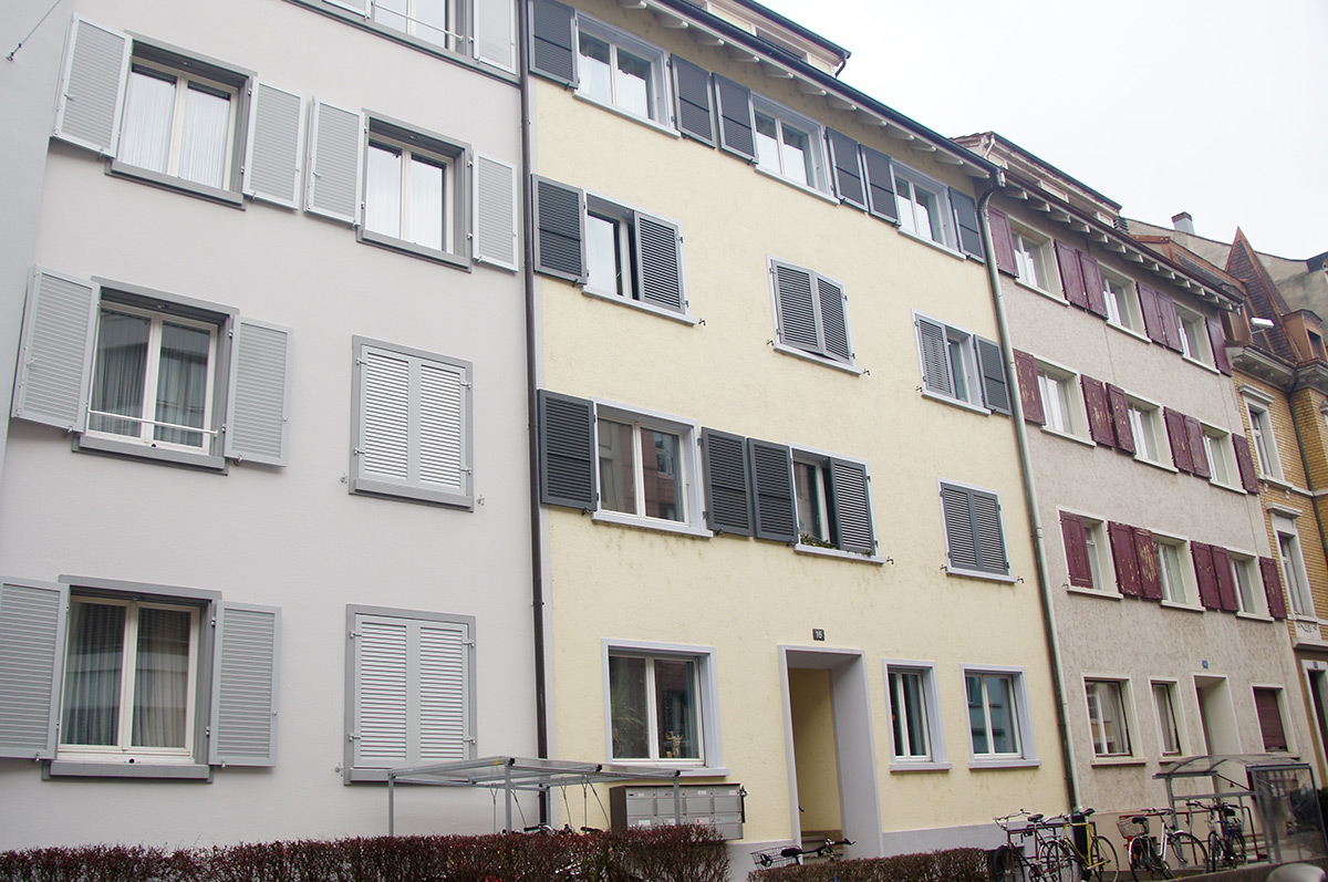 Rixheimerstrasse 16, 4055 Basel