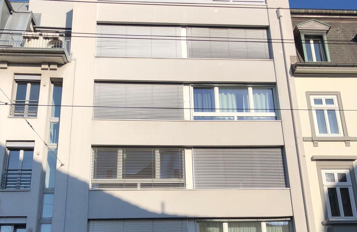 Allschwilerstrasse 36, 4055 Basel